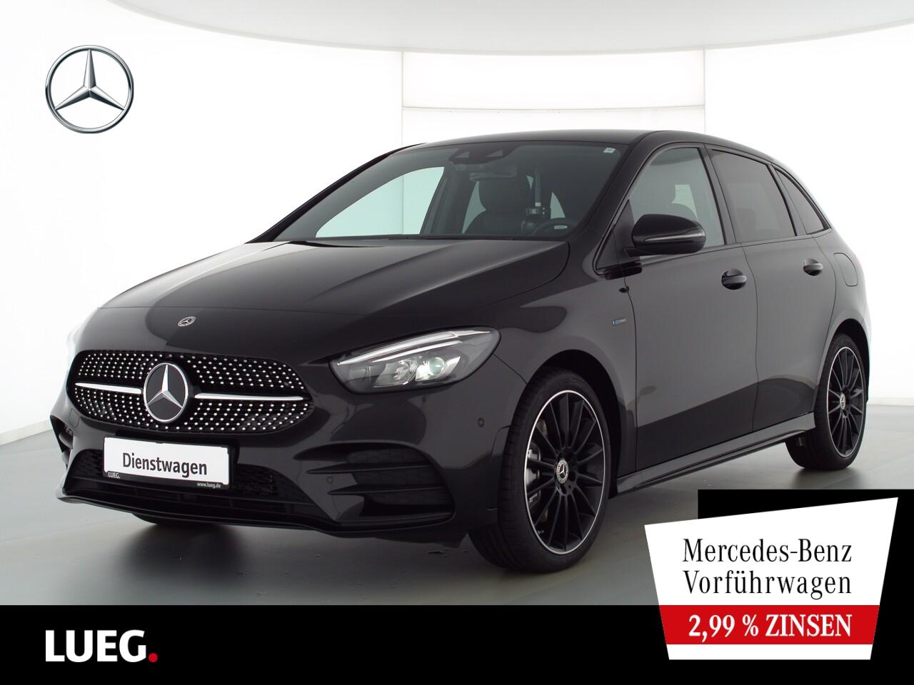 Mercedes-Benz B 250 e AMG+Night+LED+Kamera+PDC, Jahr 2021, Hybrid