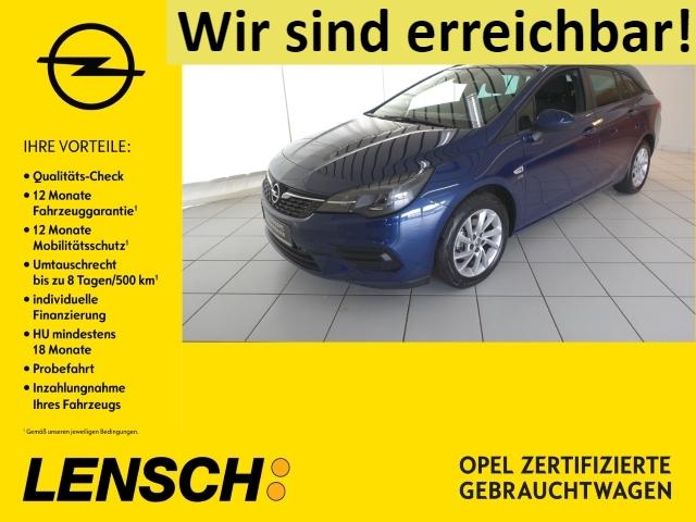 Opel Astra K 1.2 ST 120 Jahre NAVI+AGR+LED-LICHT+PDC, Jahr 2019, Benzin