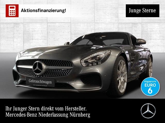 Mercedes-Benz AMG GT Cp. Perf-Sitze Perf-AbGas Perf-Lenk Pano, Jahr 2015, Benzin