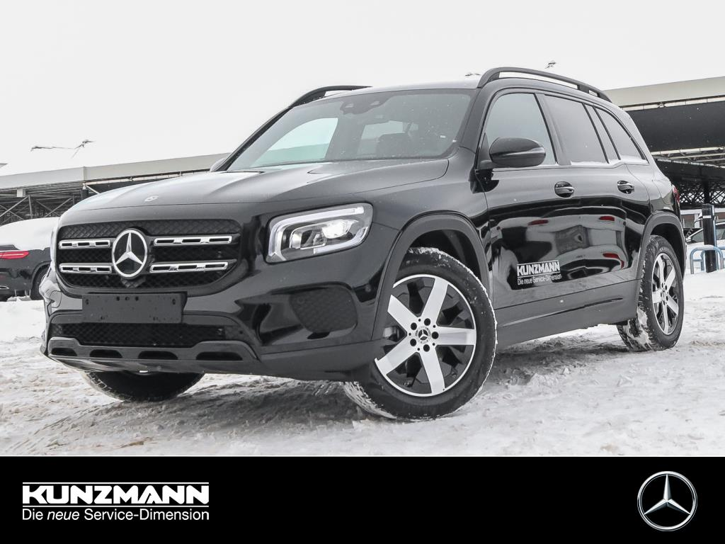 Mercedes-Benz GLB 200 Progressive Night MBUX Navi LED Kamera, Jahr 2020, Benzin