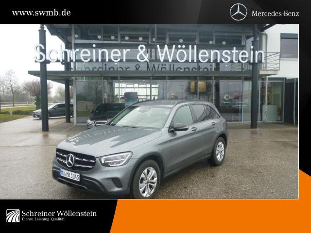 Mercedes-Benz GLC 200 4M Night*Volldig-Display*MBUX*Navi*RüKam, Jahr 2019, petrol