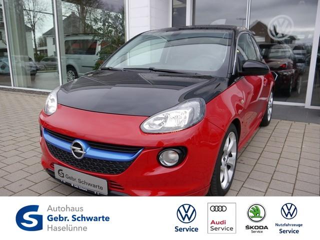"Opel Adam 1.4 Turbo S Shzg PDC LM 17"", Jahr 2018, petrol"