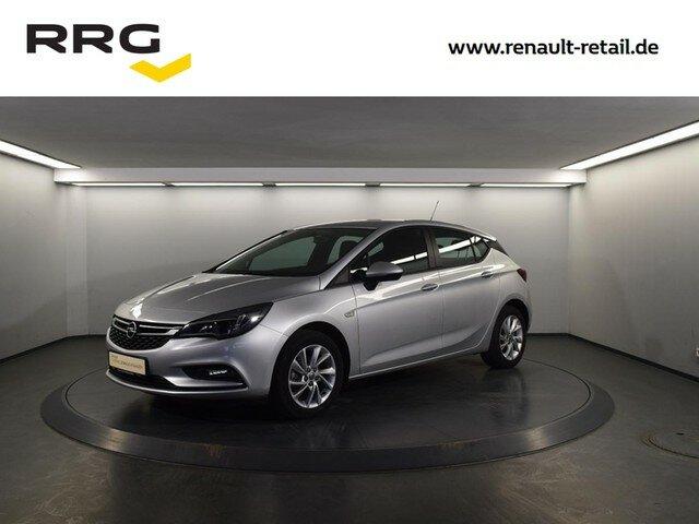 Opel ASTRA K EDITION 105 EINPARKHILFE HINTEN, Jahr 2019, Benzin