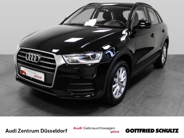 Audi Q3 1.4 TFSI 6-Gang, Jahr 2017, Benzin