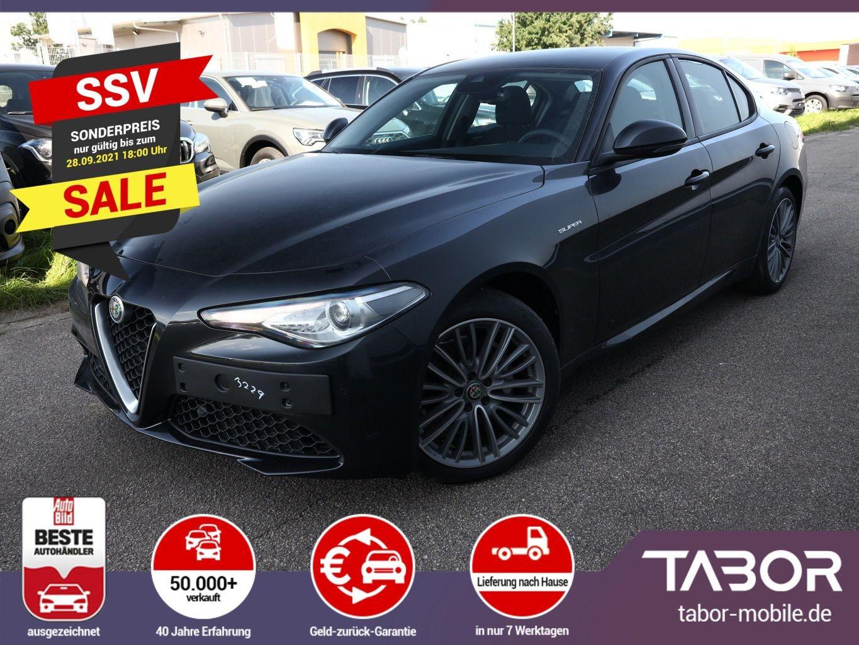 Alfa Romeo Giulia finanzieren