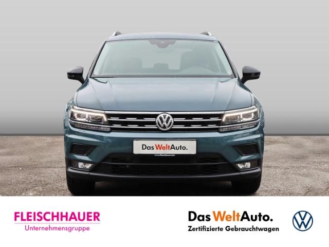 Volkswagen Tiguan IQ.DRIVE 1.5 TSI BMT LED NAVI ACC, Jahr 2020, Benzin