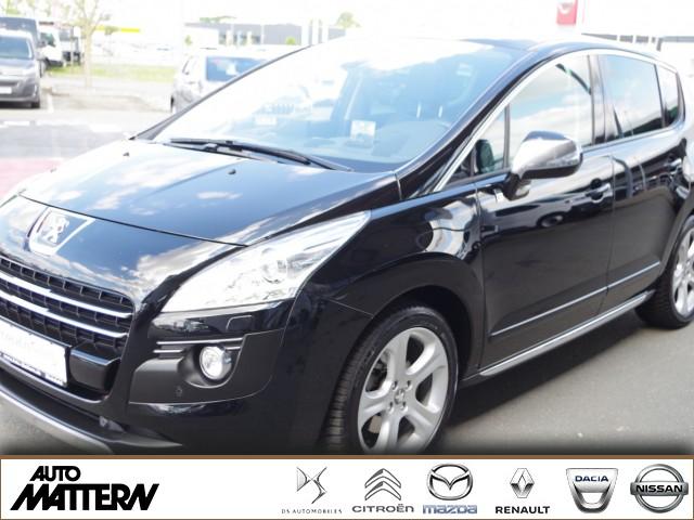 Peugeot 3008 2.0 HDi FAP 160/165 HYbrid4, Jahr 2012, Diesel