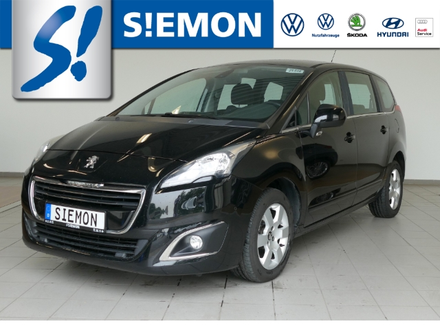 Peugeot 5008 Active 2.0 HDi FAP 150 7-Sitzer Tempomat, Jahr 2015, Diesel