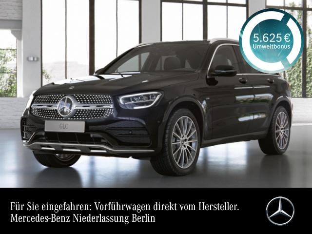 Mercedes-Benz GLC 300 e 4M AMG+Pano+LED+Kamera+Spur+Totw+Keyless, Jahr 2021, Hybrid