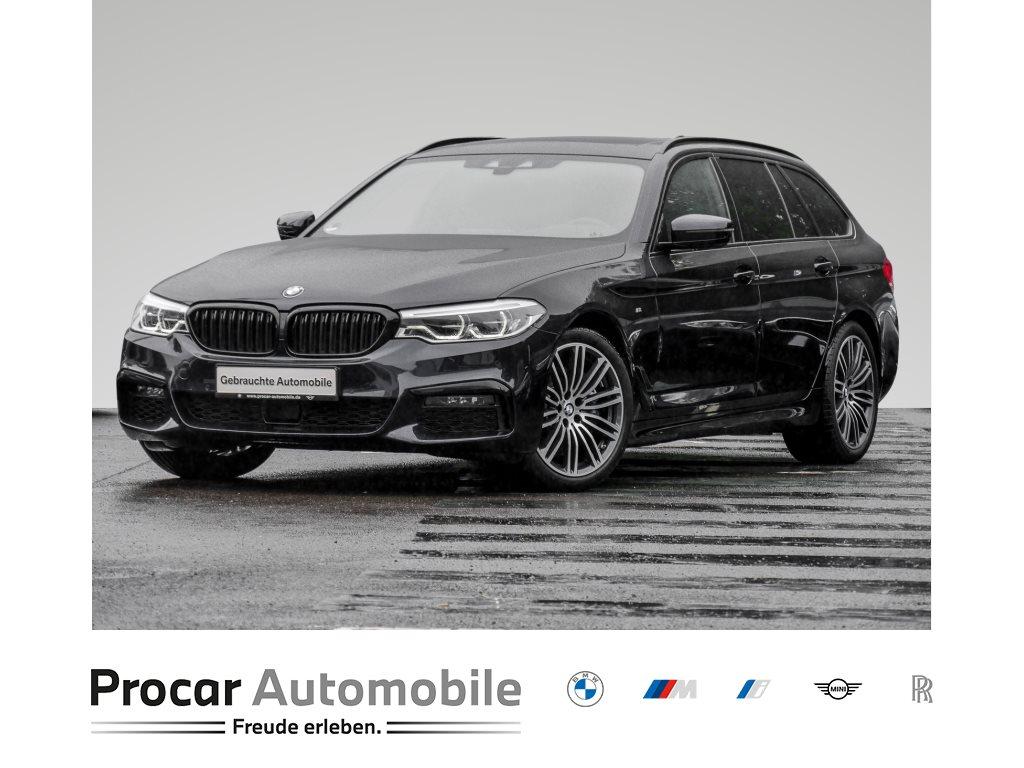 BMW 530d xDrive TOURING+M-SPORT+AHK+DRIV.ASS.PLUS+HUD+HIFI+SHZ.+, Jahr 2019, Diesel