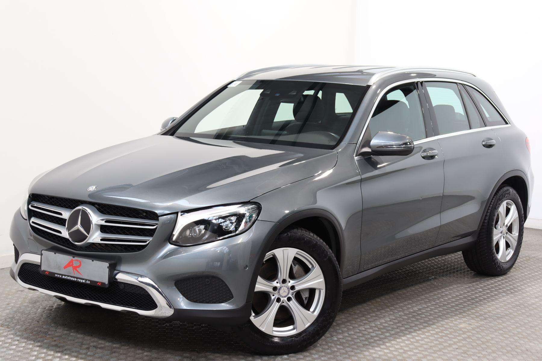Mercedes-Benz GLC 220 d 4M EXCLUSIVE DISTRONIC,KAMERA,LEDILS, Jahr 2016, Diesel