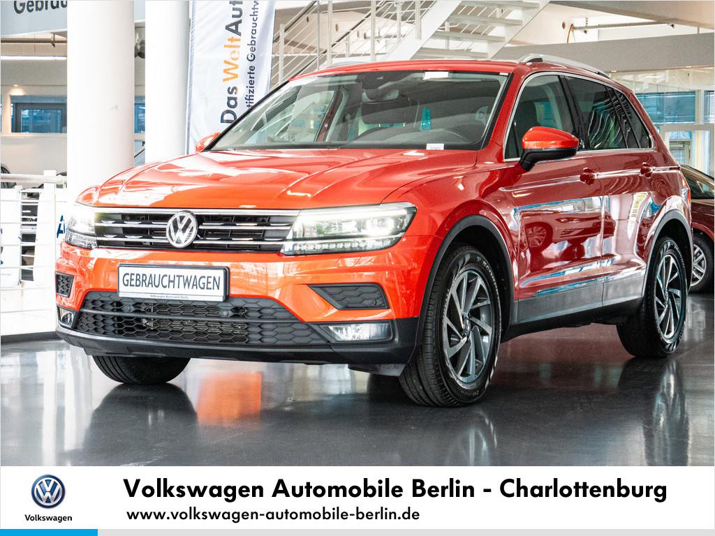 Volkswagen Tiguan 1.4 TSI Sound BMT, Jahr 2017, Benzin
