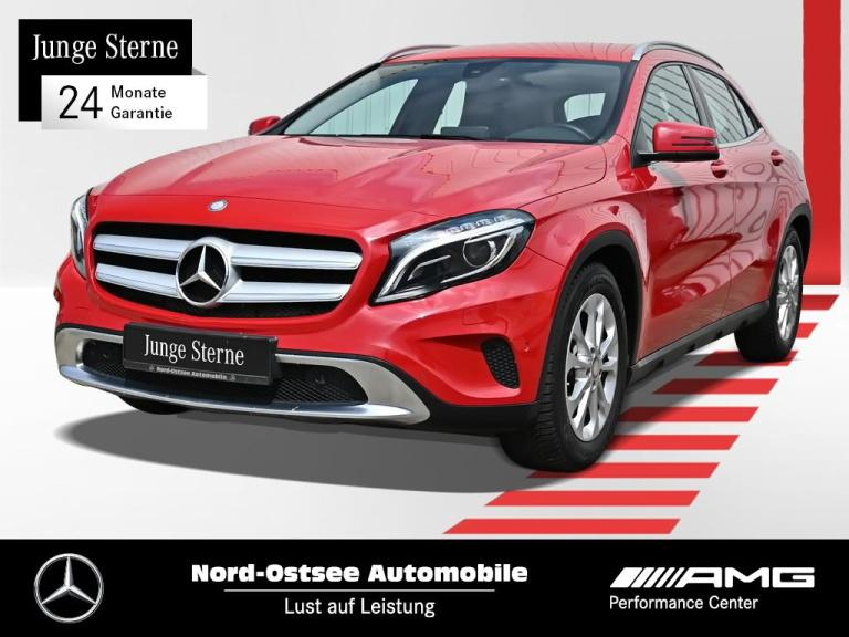 Mercedes-Benz GLA 180 d Urban Score Navi Kamera AHK PDC Xenon, Jahr 2016, Diesel