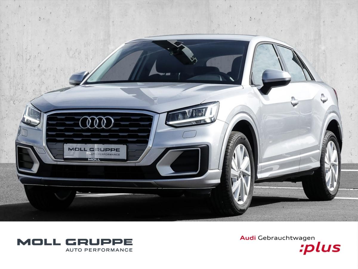Audi Q2 Sport 30 TFSI Alu 17'' LED Navi Sportsitze, Jahr 2020, Benzin