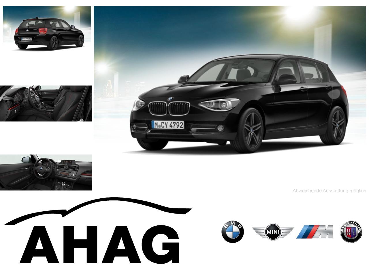 BMW 120d Sport Line Klimaaut. Sportsitze Xenon 17''LM, Jahr 2012, diesel