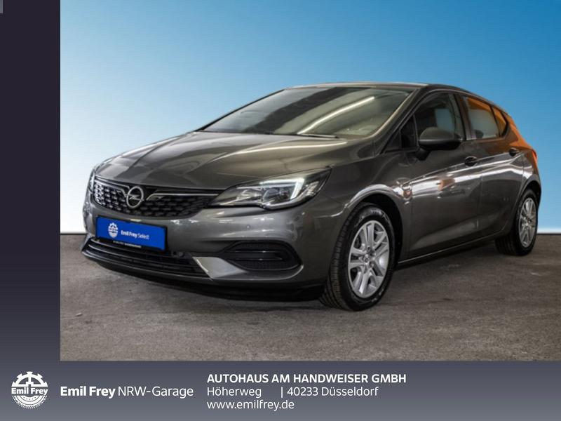 Opel Astra 1.2 Turbo Start/Stop, Jahr 2019, Benzin
