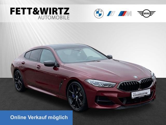 BMW M850i xDrive GC Laser GSD TV LR ab 1028,- br.o.A, Jahr 2020, Benzin