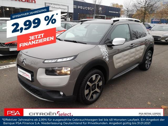Citroën C4 Cactus Pure Tech 110 Stop&Start Rip Curl/ Klima/ SHZ, Jahr 2016, Benzin