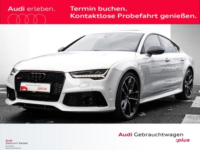 Audi RS7 Sportback 4.0 TFSI qu. performance HUD BOSE, Jahr 2016, Benzin