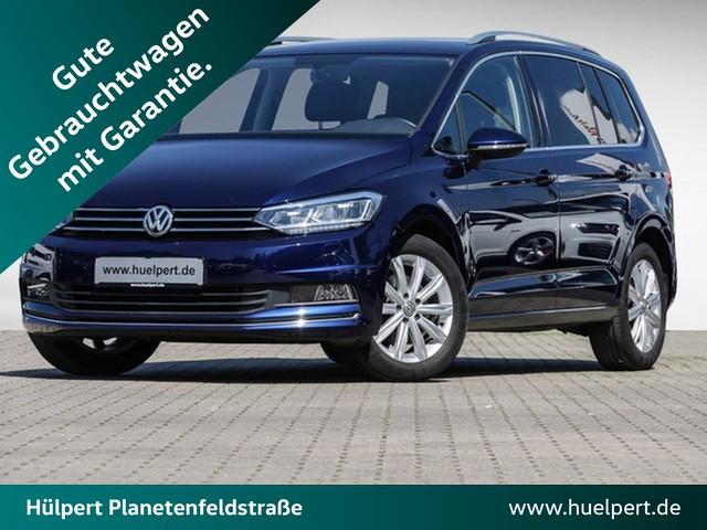 Volkswagen Touran 1.4 Highline LED NAVI ACC ALU17 FRONT ASSIST, Jahr 2017, Benzin