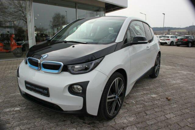 "BMW I3 94Ah 20""ALU LED SHZ MFL PDC NAVI-PRO, Jahr 2017, Elektro"
