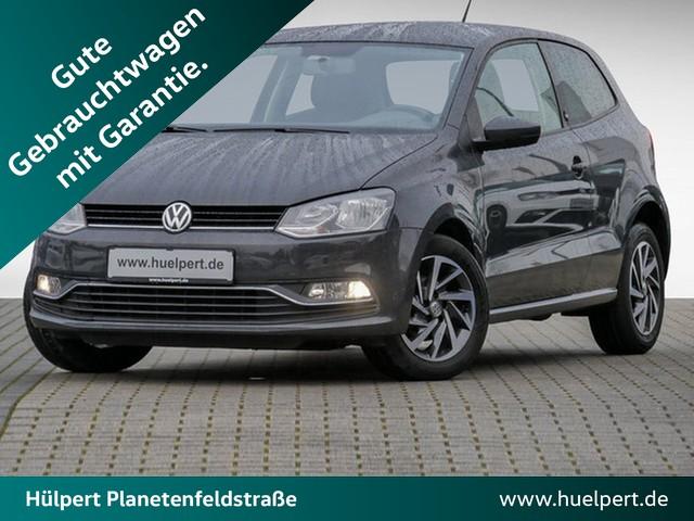 Volkswagen Polo 1.0 Sound KLIMA ALU PDC SHZ, Jahr 2017, Benzin
