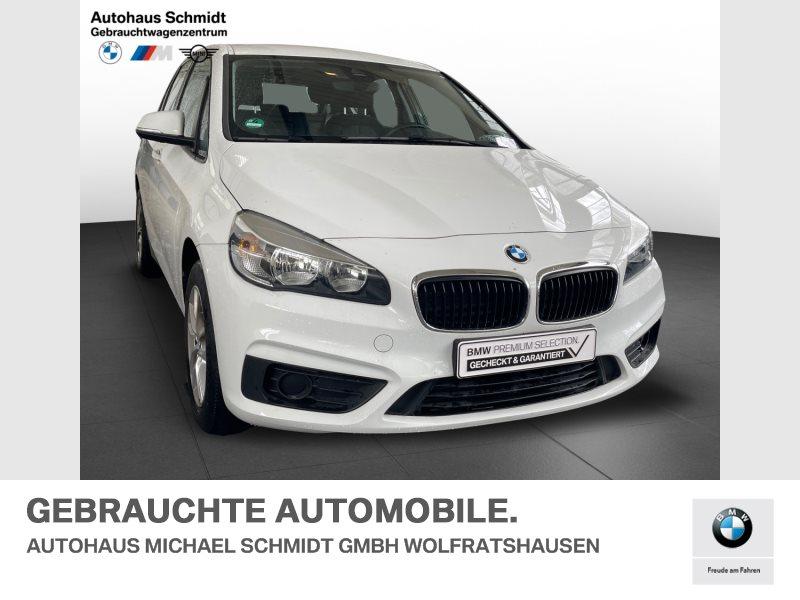 BMW 216i Active Tourer*Active Guard*Regensensor*Performance Control*, Jahr 2017, Benzin
