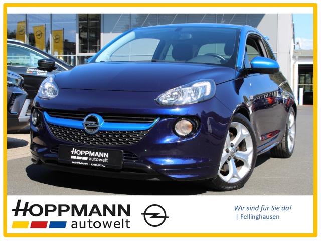 Opel Adam S SHZ LHZ PDC Android Auto Apple Car Play, Jahr 2016, Benzin