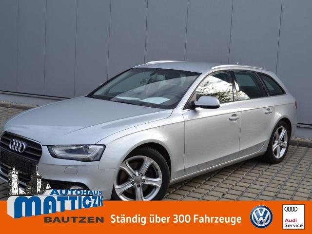 Audi A4 Avant 1.8 TFSI Ambition FACELIFT/XENON/NAVI/A, Jahr 2012, Benzin