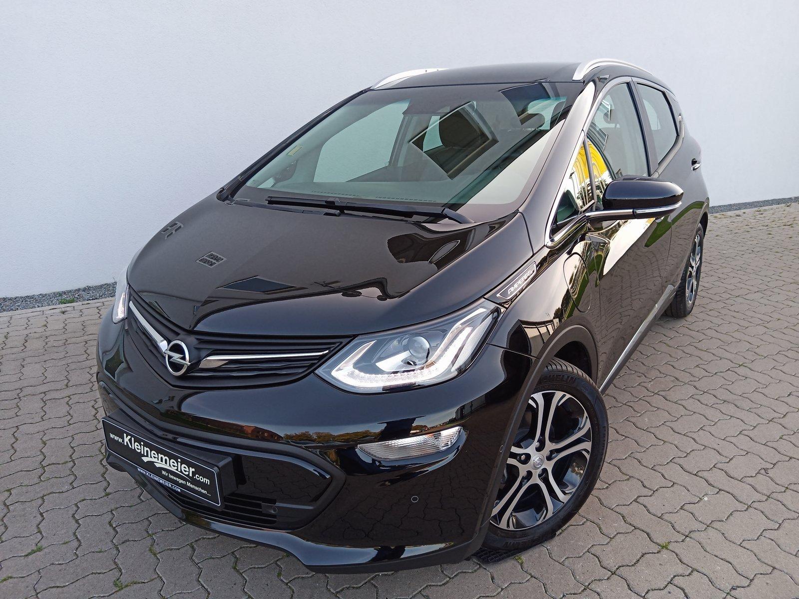 Opel Ampera-e *Xenon*SZH*Leder*CarPlay*Premium-Paket*, Jahr 2019, Elektro