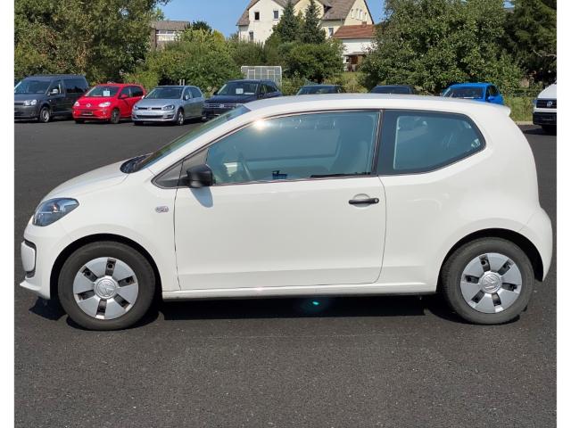 Volkswagen up! take 1.0 Klimaanlage Tagfahrlicht, Jahr 2013, Benzin