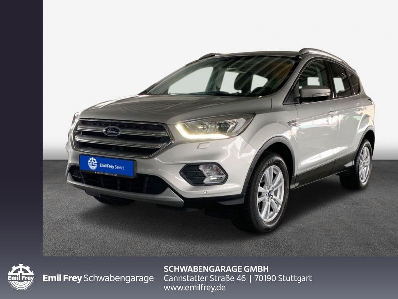 Ford Kuga 1.5 EcoBoost 2x4 Cool & Connect Park-Assi, Jahr 2019, Benzin