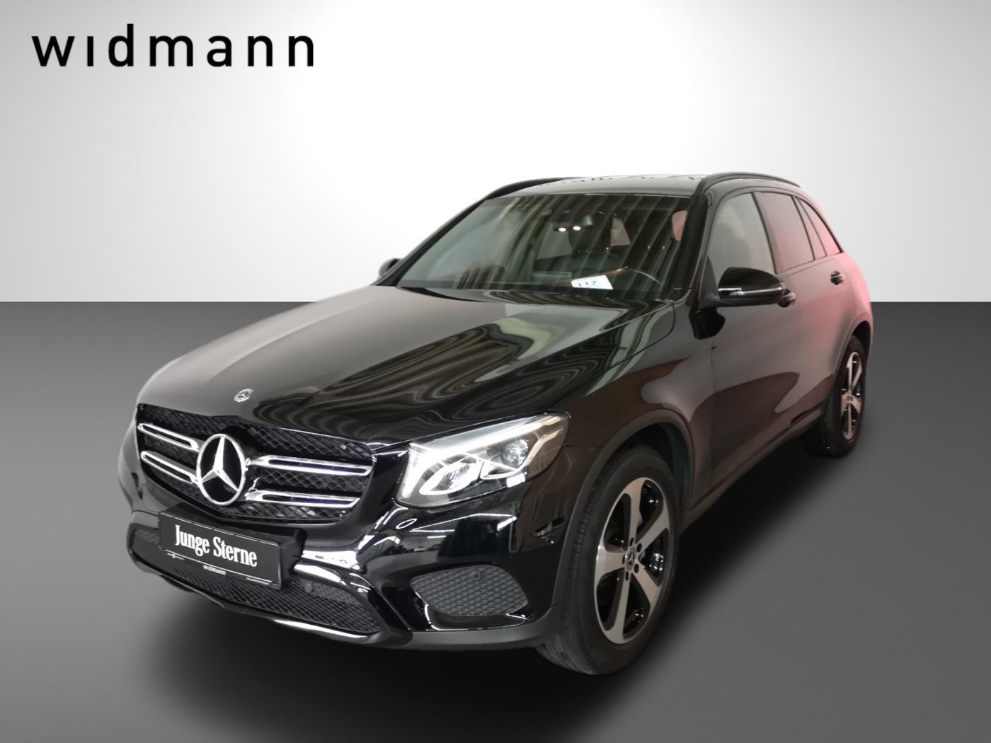 Mercedes-Benz GLC 250 d 4M *Exclusive*Night*LED*Navi*PDC*SHZG*, Jahr 2017, Diesel