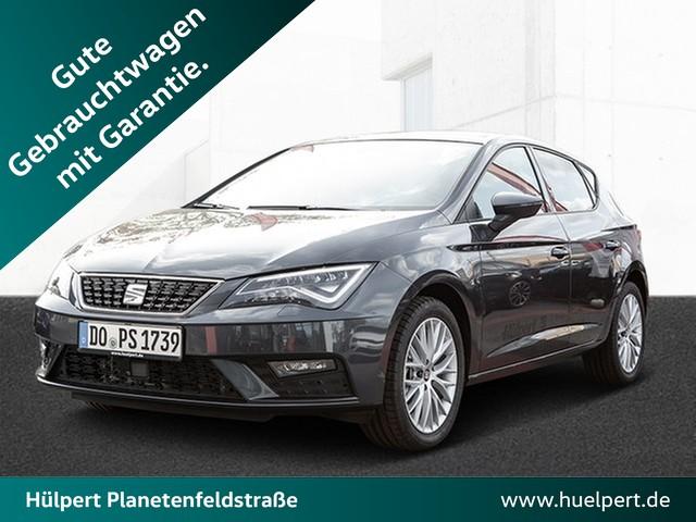 Seat LEON 1.5 CNG, DSG Style Plus NAVI Parkpilot Schiebedach, Jahr 2019, Gas