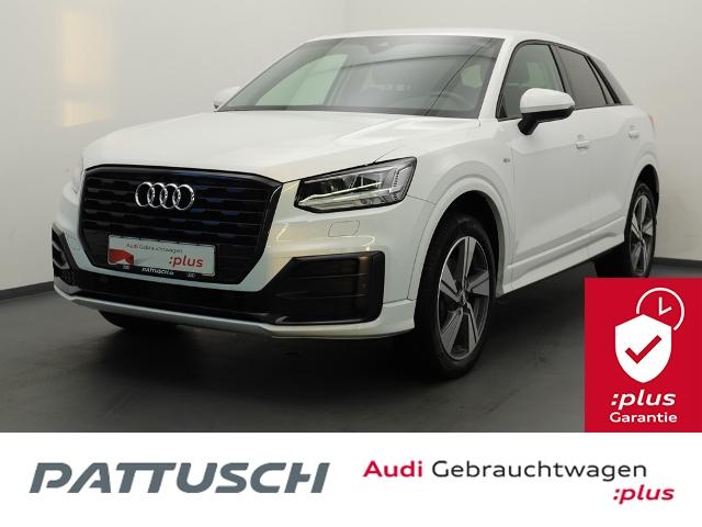 Audi Q2 1.4 TFSI sport DAB LED S-Line Sitzheizung, Jahr 2017, Benzin