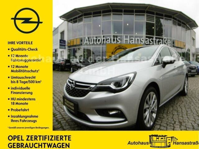 Opel Astra 1.4 Turbo Innovation Navi Rückfahrkamera, Jahr 2017, Benzin