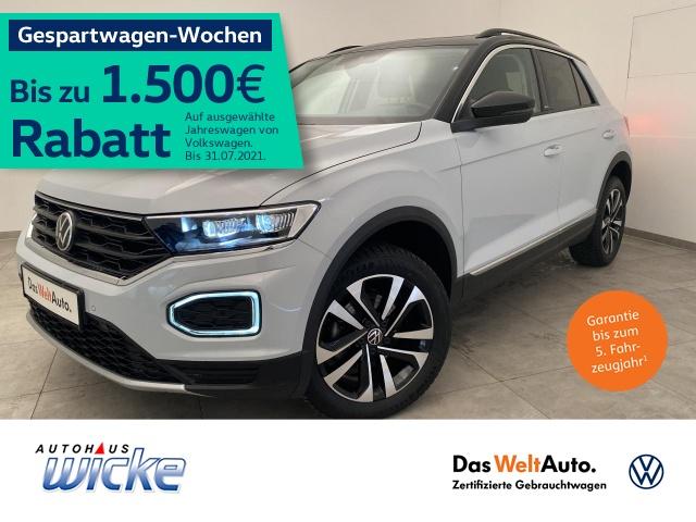 Volkswagen T-ROC 1.5 TSI Style Klima Navi ACC DAB+, Jahr 2020, Benzin