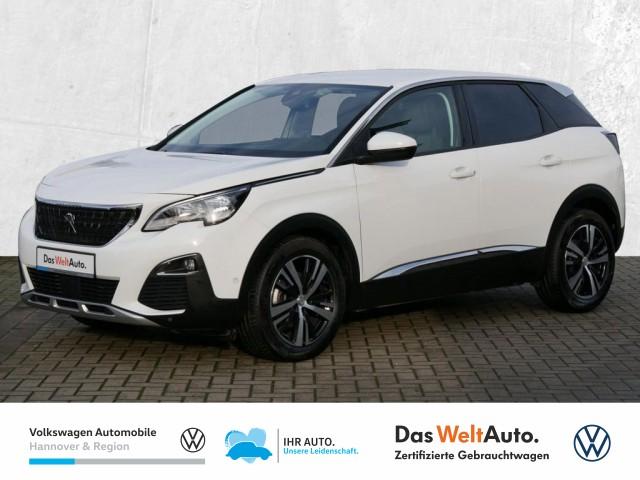 Peugeot 3008 2.0 BlueHDi 150 FAP Allure GRA Klima Sitzhz PDC LM, Jahr 2016, Diesel