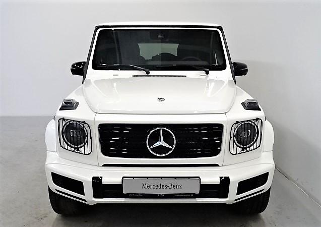 Mercedes-Benz G 400 d Edition Stronger STRONGERTHANTime/9G/Com, Jahr 2019, diesel