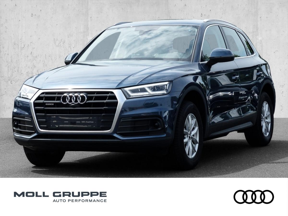 Audi Q5 quat. 2.0 R4185 A7 Sportpaket Standh. 360, Jahr 2018, Benzin