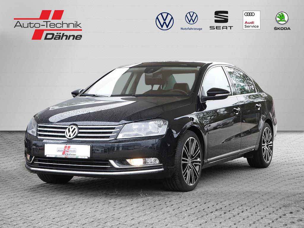 Volkswagen Passat 2.0 TDI Exclusive, Jahr 2012, Diesel