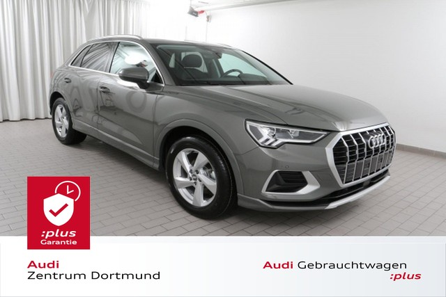Audi Q3 advanced 35TFSI Navi+/LED/GRA/APS+, Jahr 2020, Benzin