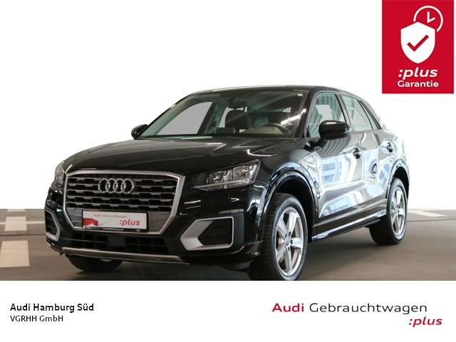 Audi Q2 1.0 TFSI sport NAVI/GRA/SITZHEIZUNG, Jahr 2018, Benzin