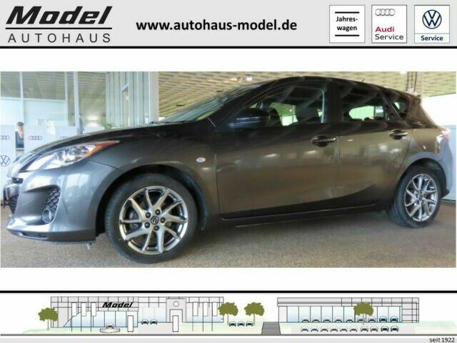 Mazda 3 1.6 Kenko - Tempomat - Bluetooth - Sitzheizung, Jahr 2013, Benzin