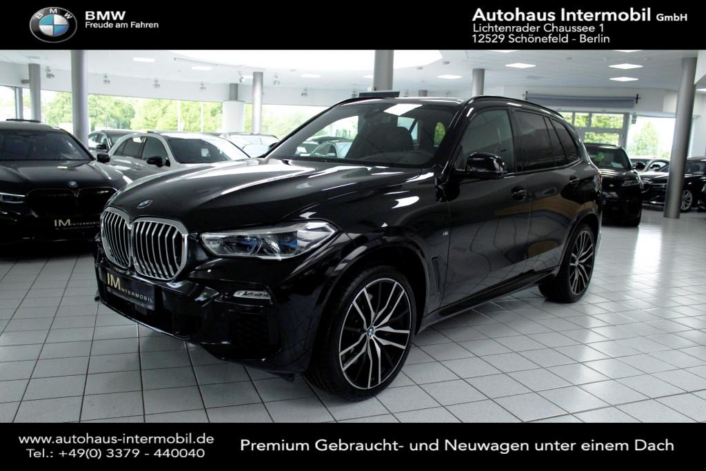 BMW X5 xDrive40i M Sport *Laser*H-Up*Pano*H-K*360°, Jahr 2020, Benzin