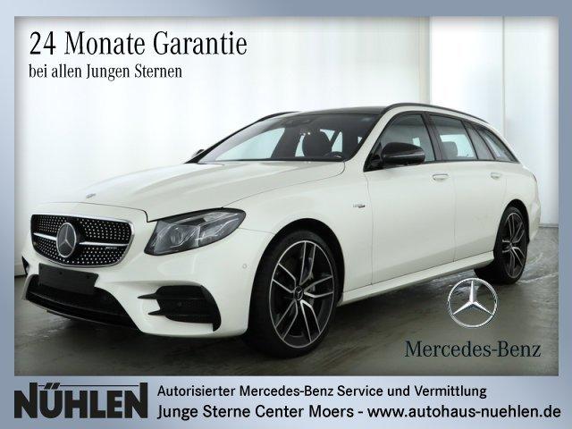 Mercedes-Benz Mercedes-AMG E 53 4MATIC+T-Modell LED+COMAND APS, Jahr 2018, Benzin
