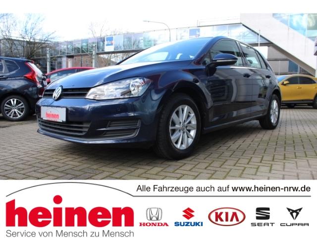 Volkswagen Golf 1.2 TSI VII KLIMA PDC BLUETOOTH LICHT&SICHT, Jahr 2016, Benzin