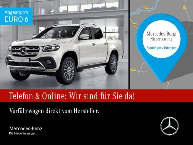 Mercedes-Benz X 250 d 4M Power Edition 360° COMAND LED PTS, Jahr 2020, Diesel