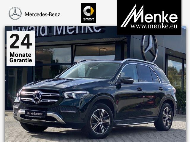 Mercedes-Benz GLE 300 d 4M Distro,Memo,AIR,360,AHK,Burm,DAB, Jahr 2020, Diesel