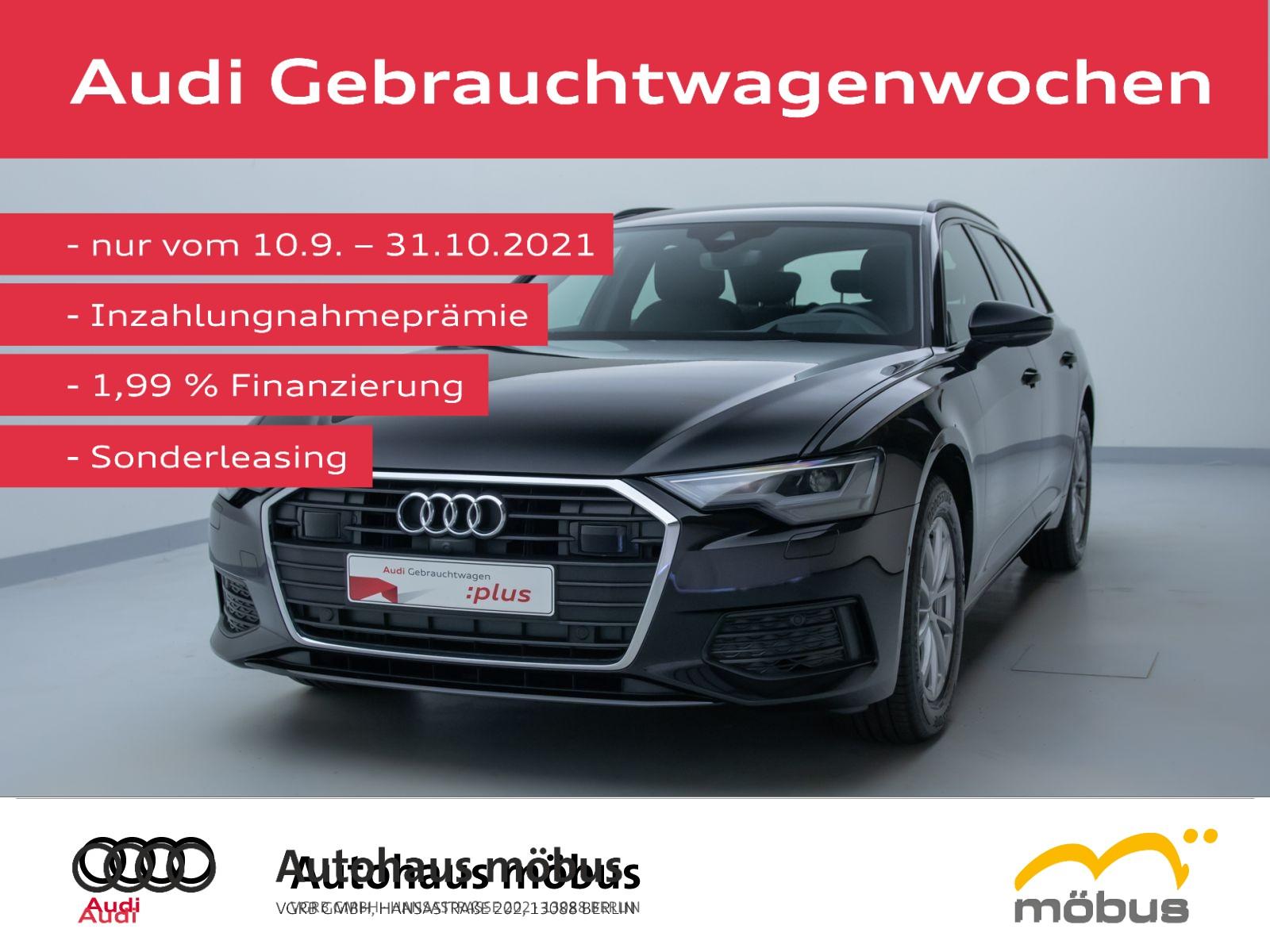 Audi A6 Avant 40 TDI S-TRO*NAV*STDHZ*HUD*360*ASSIST, Jahr 2020, Diesel
